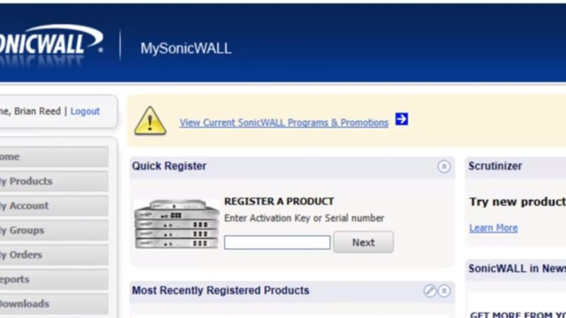 SonicWall VPN Client – What It Has to Offer