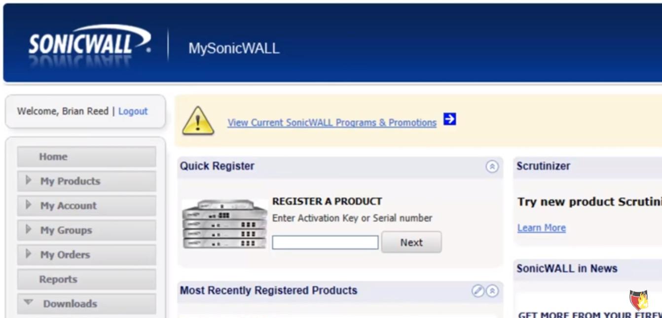 Sonicwall VPN