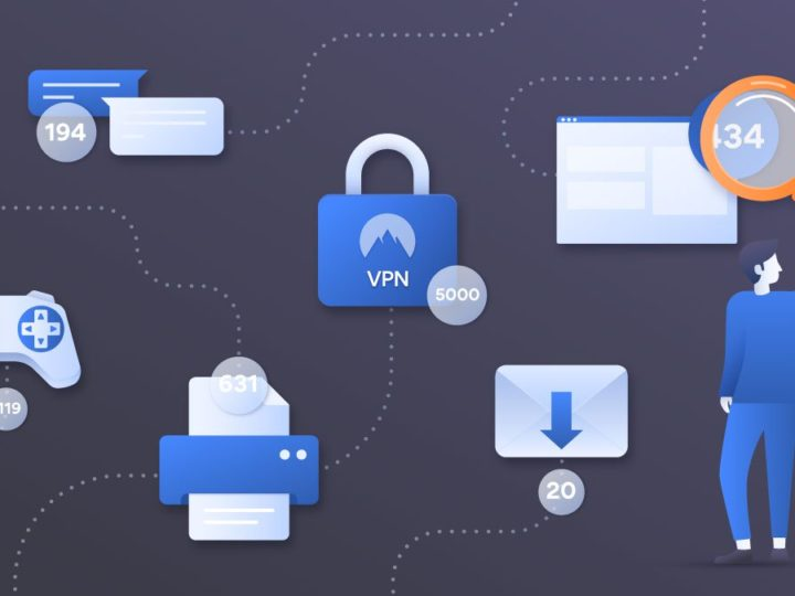 An Overview of Virtual Private Network or VPN Ports