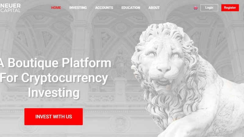 Neuer Capital Review – (Recommended Broker) Partner with a Legitimate Trading Platform